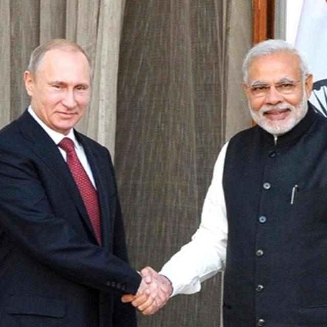 AFTER TANGO WITH US, INDIA ALL SET FOR BALLET WITH RUSSIA