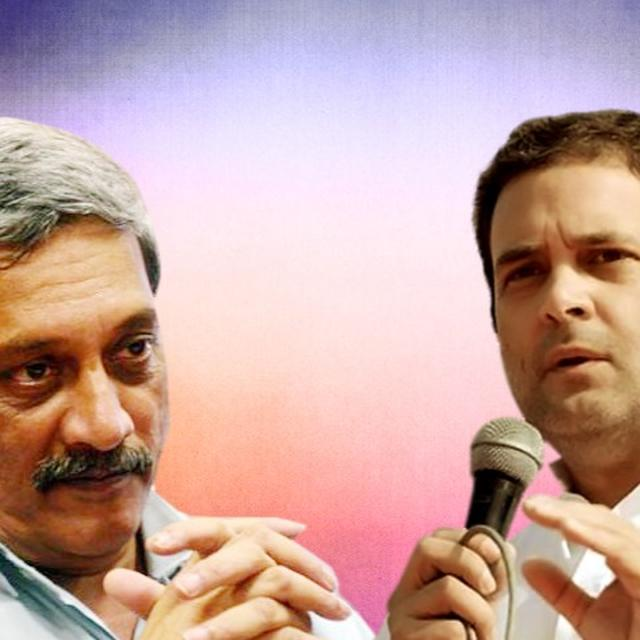 CONGRESS STAKES CLAIM TO FORM GOVT IN GOA