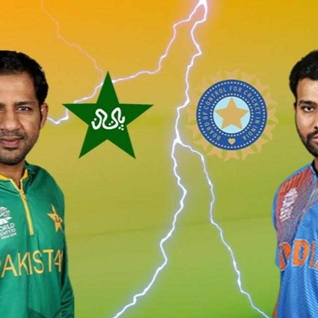 ASIA CUP 2018: MATCH PREVIEW - INDIA V PAKISTAN
