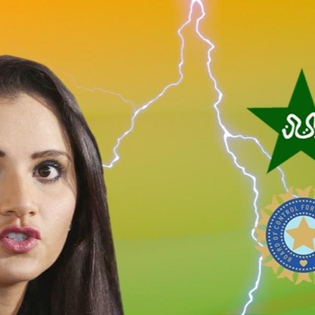 SANIA MIRZA SIGNS OFF FROM SOCIAL MEDIA AHEAD OF INDIA-PAKISTAN CLASH