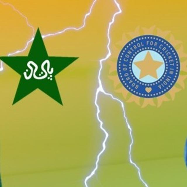 ASIA CUP 2018: INDIA V PAKISTAN, LIVE