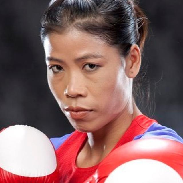 DID YOU KNOW MARY KOM LOST 2 KILOS IN PURSUIT OF GOLD?