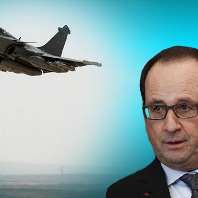 INDIA RESPONDS TO 'RAFALE FRENCH CLAIM'