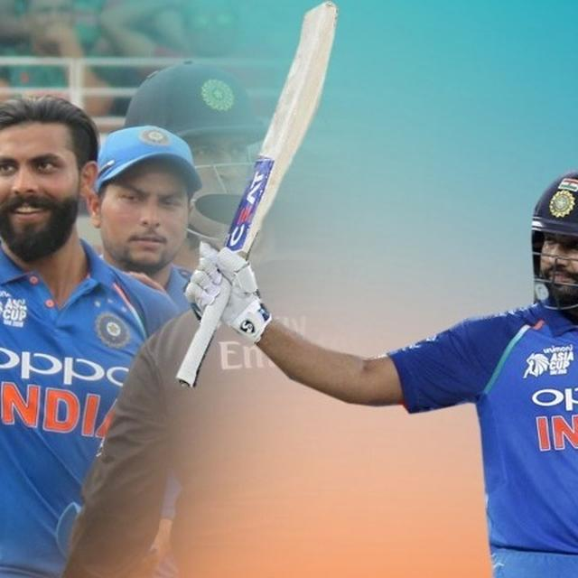 ASIA CUP 2018: INDIA BEAT BANGLADESH BY SEVEN WICKETS