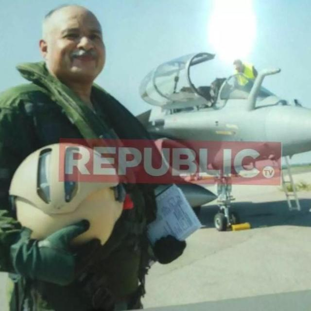 RAFALE DEAL: AIR MARSHAL NAMBIAR GIVES A THUMPS UP TO RAFAEL AIRCRAFT