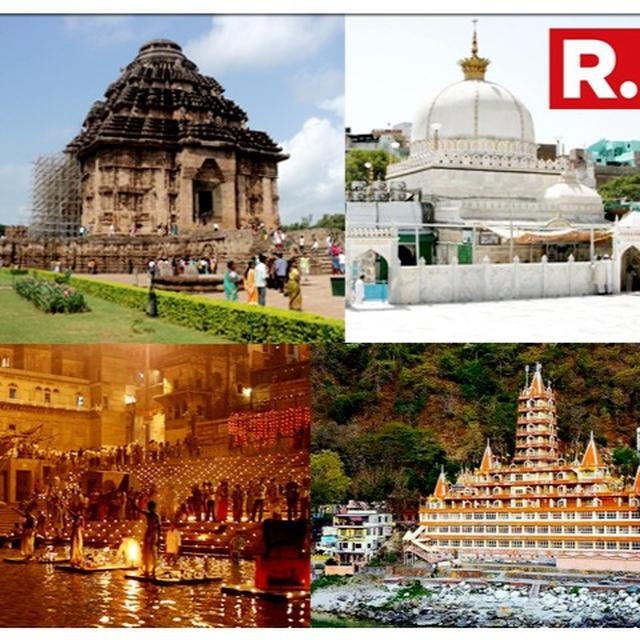 HERE ARE SOME MUST VISIT SPIRITUAL DESTINATIONS IN INDIA
