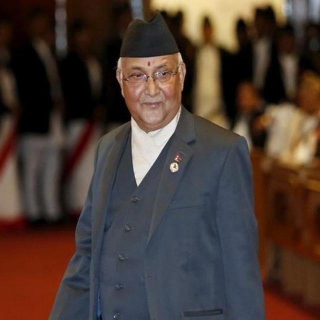 WON'T LET DOWN PEOPLE'S TRUST: NEPAL PM OIL