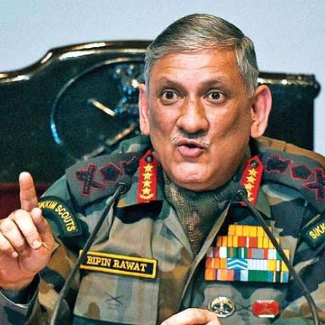 ARMY CHIEF WARNS PAKISTAN OVER KILLINGS