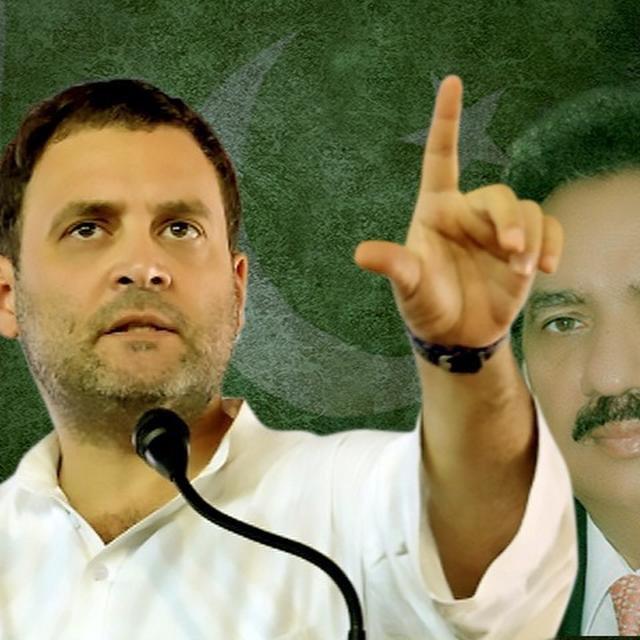 FROM HUGS TO DECLARATIONS: PAK GOES ALL OUT TO SUPPORT RAHUL FOR 2019