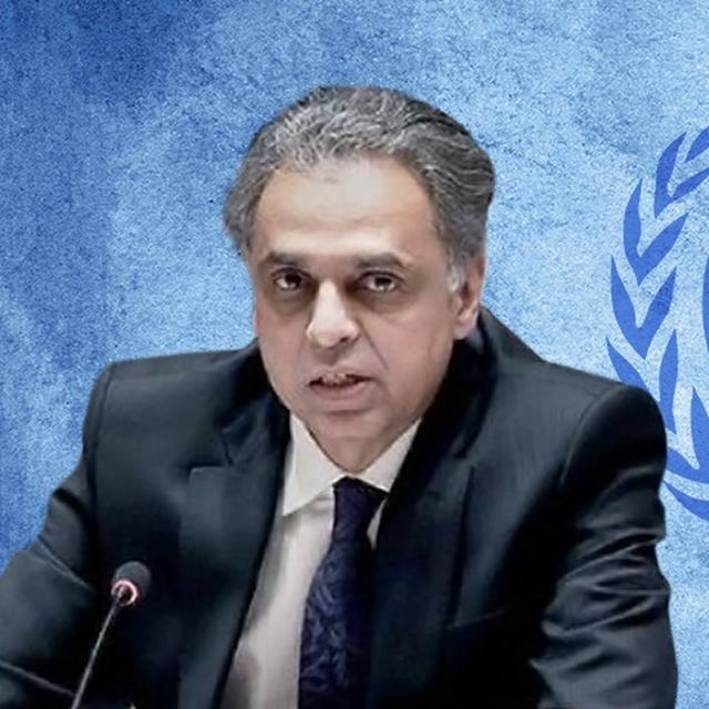 KASHMIR IS PAK'S 'ONE TRICK PONY' ACT: INDIA AT UN