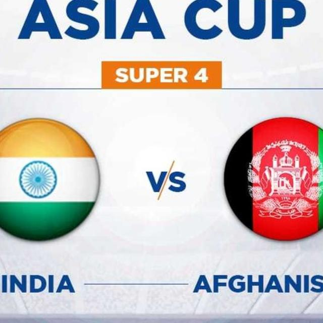 ASIA CUP 2018: IND VS AFGHANISTAN - PREDICTED PLAYING XI