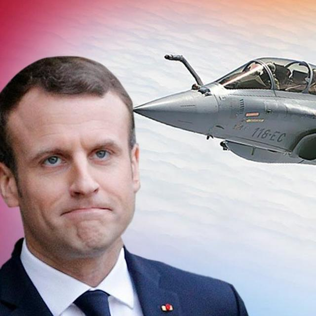 RAFALE DEAL: FRENCH PRESIDENT EMMANUEL MACRON OPENS ABOUT THE RAFALE DEAL
