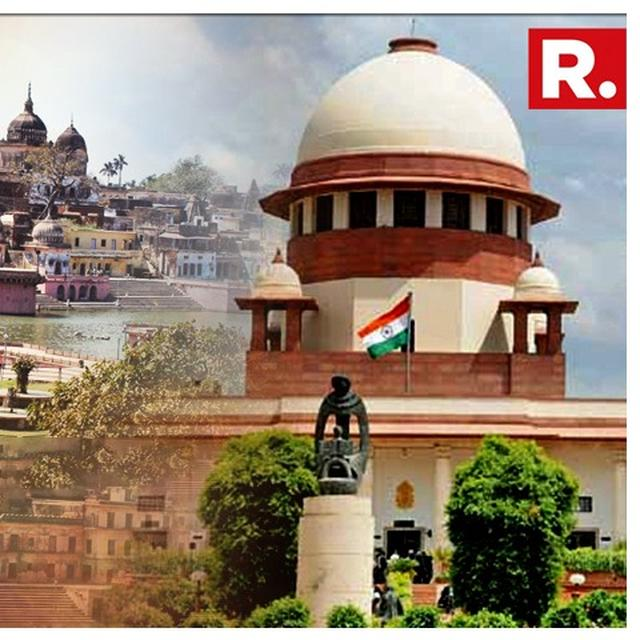 AYODHYA CASE: SUPREME COURT TO DELIVER  HISTORIC VERDICT TOMORROW