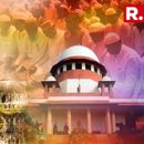 SC REJECTS PLEA FOR LARGER BENCH IN AYODHYA CASE