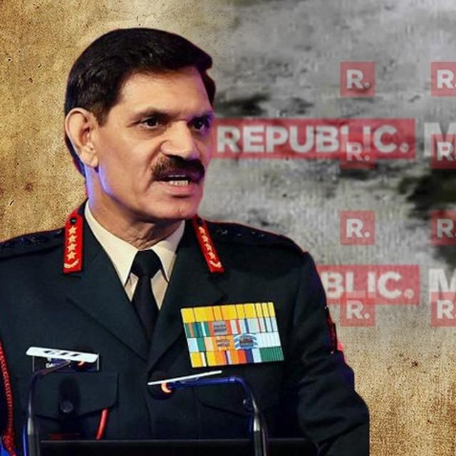 WE CROSSED THE BORDER, STRUCK AND CAME BACK: FMR ARMY GENERAL DALBIR SINGH