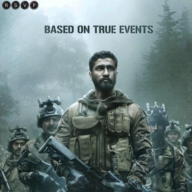 'URI' TEASER: VICKY KAUSHAL LOOKS UNRECOGNISABLE IN HIS LATEST AVATAR