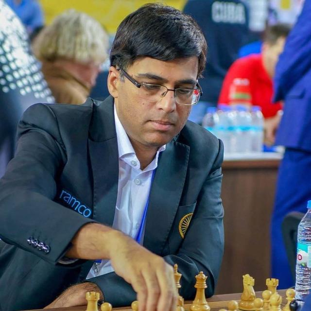 CHESS OLYMPIAD: VISWANATHAN ANAD SCRIPTS EMPHATIC WIN