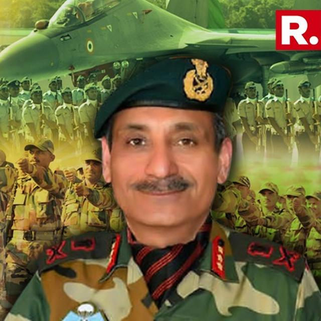 INDIA IS WORKING ON INTEGRATION OF 3 SERVICES:  LT GEN DUA