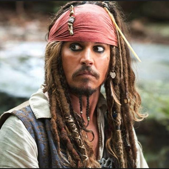 JACK SPARROW'S CHARACTER INSPIRED BY LORD KRISHNA