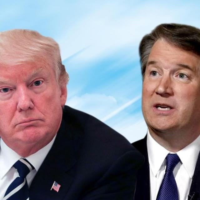 ''I DON'T THINK KAVANAUGH LIED IN HIS TESTIMONY'' SAYS DONALD TRUMP