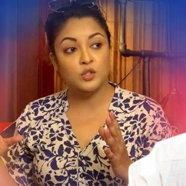 EXCLUSIVE| TANUSHREE DUTTA: ALL KINDS OF PRESSURE TACTICS ARE BEING USED TO SHUT ME UP