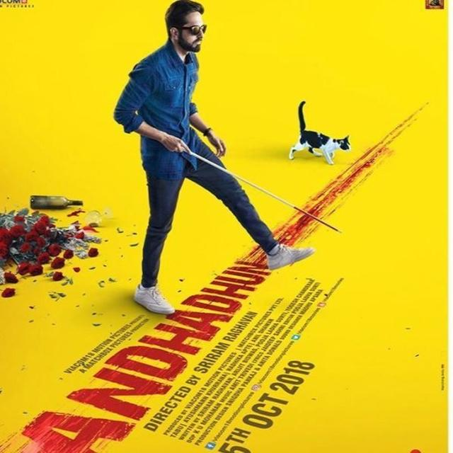 HERE'S HOW BOLLYWOOD IS REACTING TO 'ANDHADHUN' BEFORE ITS RELEASE