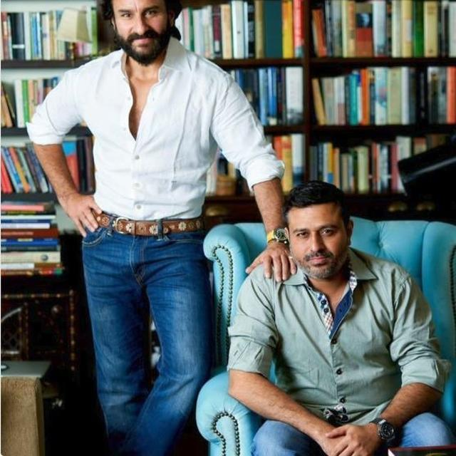 SAIF ALI KHAN ANNOUNCES THE FIRST VENTURE OF HIS PRODUCTION HOUSE