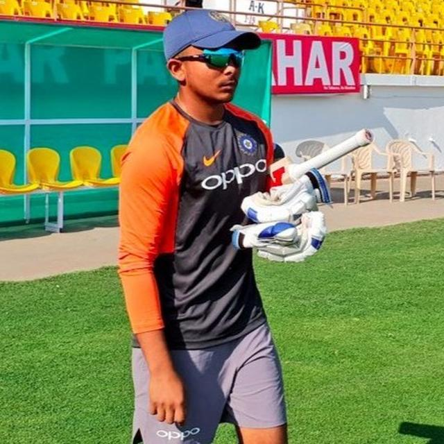 BCCI ANNOUNCES PLAYING XI FOR FIRST TEST AGAINST WEST INDIES