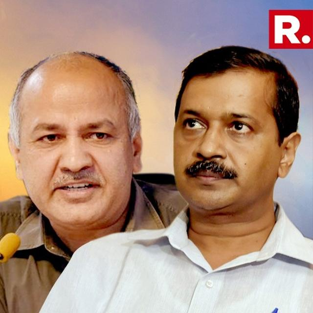 AFTER STUNG KHALISTAN TERROR SUPPORT GROUP TALKS ABOUT AAP FUNDING, MANISH SISODIA ABUSES REPUBLIC TV ON BEING ASKED A QUESTION