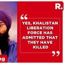 RSS LEADERS KILLED BY KHALISTAN ACTIVISTS