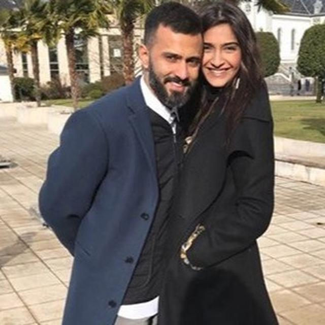 'ANAND AHUJA USED TO BE THE BEST BOYFRIEND AND THAT'S WHY GOT PROMOTED TO FIANCÉ AND THEN HUSBAND,' SAYS SONAM KAPOOR