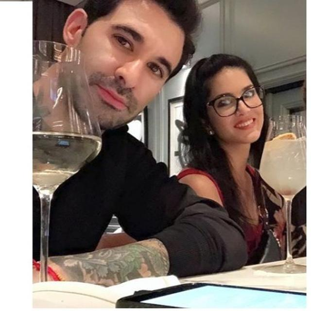 SUNNY LEONE'S HUSBAND DANIEL WEBER MIGHT ACT IN A FILM, CONDITION APPLY
