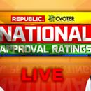 NATIONAL APPROVAL RATINGS LIVE