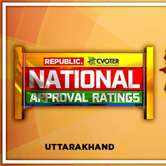 NATIONAL APPROVAL RATINGS: NDA LIKELY TO SWEEP ALL 5 SEATS IN UTTARAKHAND