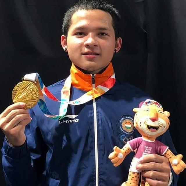 JEREMY LARINNUNGA OPENS INDIA'S GOLD MEDAL ACCOUNT AT YOUTH OLYMPICS