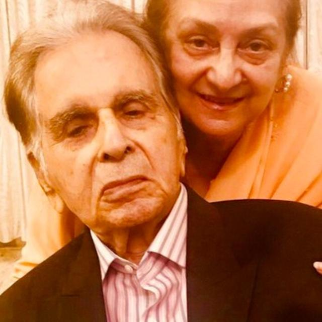 EXCLUSIVE | SAIRA BANU WANTS TO BE HOME WITH DILIP KUMAR FOR THEIR WEDDING ANNIVERSARY