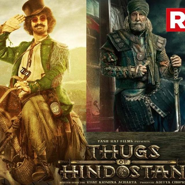 WATCH: 'THUGS OF HINDOSTAN' MAKING OF CHAPTER 1 UNVEILED!