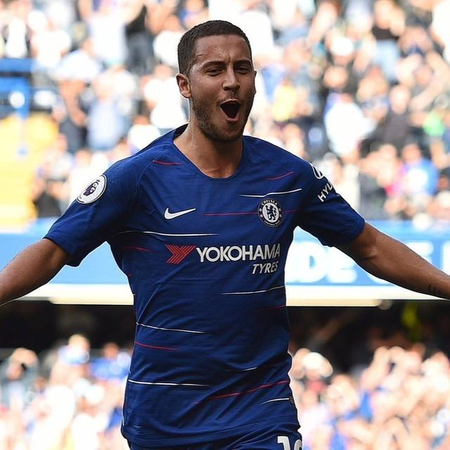 CHELSEA'S EDEN HAZARD STILL KEEN ON REAL MADRID MOVE