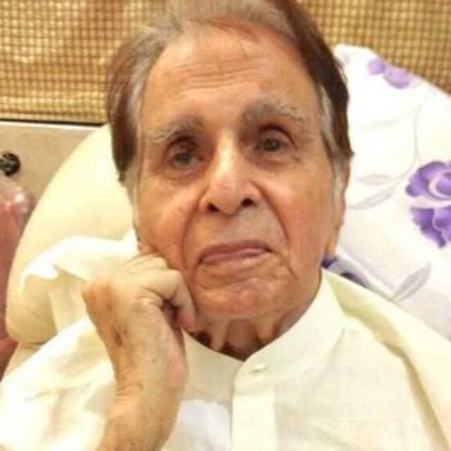 VETERAN ACTOR DILIP KUMAR RESPONDS TO TREATMENT, MIGHT BE DISCHARGED SOON