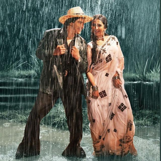 NTR BIOPIC : NTR AND SRIDEVI'S 'AAKU CHATU PINDE TADISE' MOMENT RECREATED