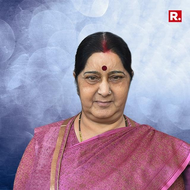 SUSHMA SWARAJ TO ATTEND KEY SCO CONCLAVE IN DUSHANBE