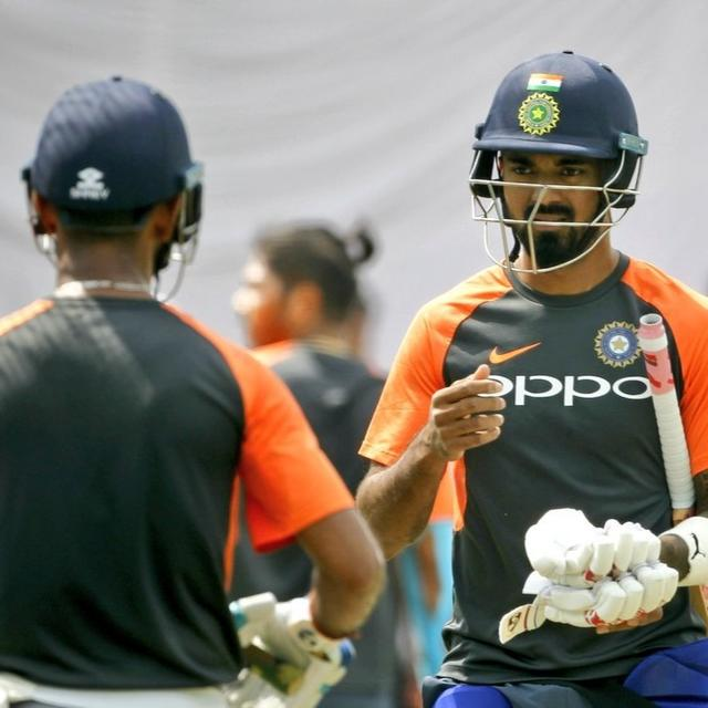 IND V WI: INDIA ANNOUNCES 12-MEMBER SQUAD FOR SECOND TEST