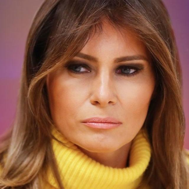 MELANIA TRUMP: I AM THE MOST BULLIED PERSON