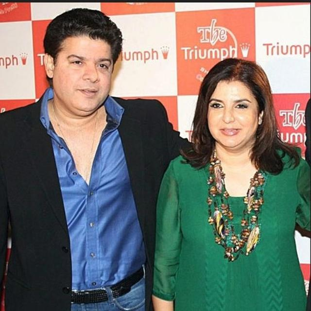 #METOO : FARAH KHAN RESPONDS TO ALLEGATIONS MADE ON BROTHER SAJID KHAN