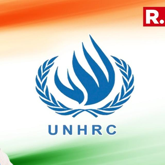 INDIA WINS ELECTION TO UNHRC