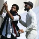 CASE FILED AGAINST PITCH INVADER WHO CLICKED A SELFIE WITH KOHLI