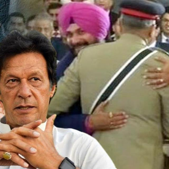 Navjot Singh Sidhu compares Pakistan with South India thenjustifies his hug with Pak Army Chief