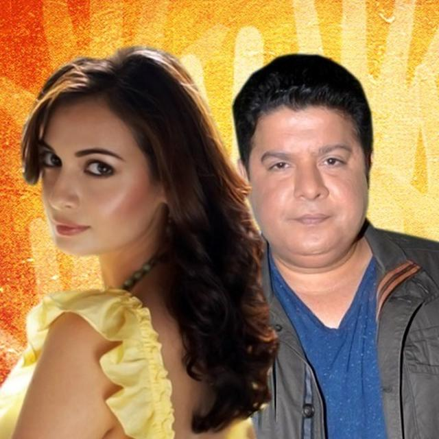 #METOO : DIA MIRZA SUPPORTS SAJID KHAN'S ACCUSER