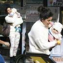 PRIYANKA CHOPRA GETS PLAYFUL WITH A BABY ON SETS