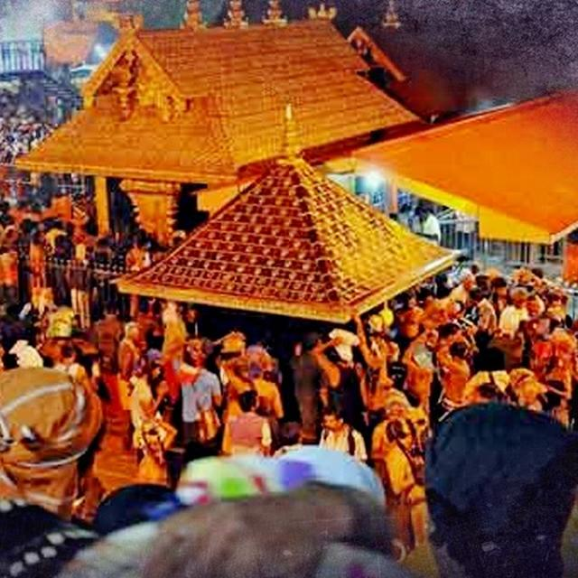 SABARIMALA OPEN, WOMEN BLOCKED